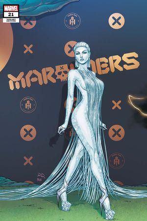 Marauders #21  (Variant)