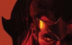 Daredevil: Cage Match #1 cover by Marko Djurdjevic