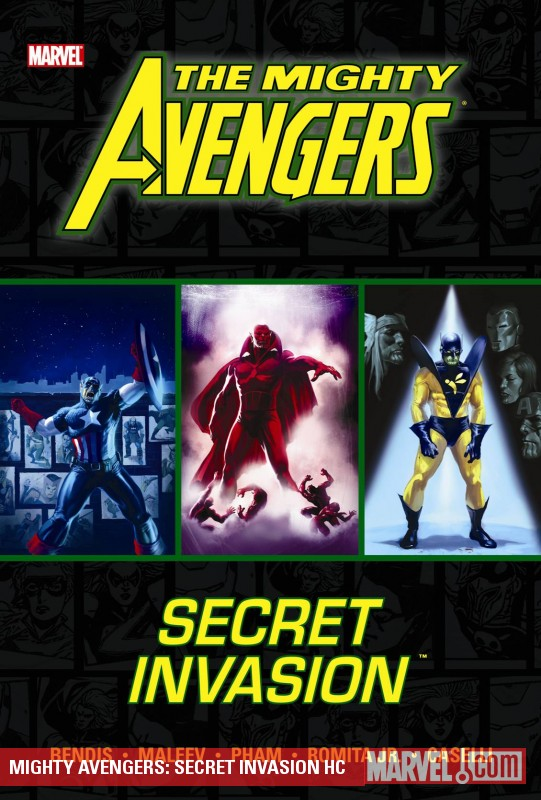 Mighty Avengers: Secret Invasion (Hardcover)