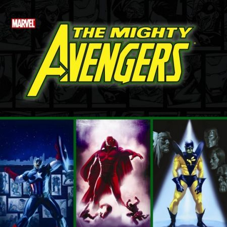 Mighty Avengers: Secret Invasion (Hardcover)