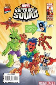 Marvel Super Hero Squad #2