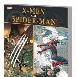 X-MEN/SPIDER-MAN TPB
