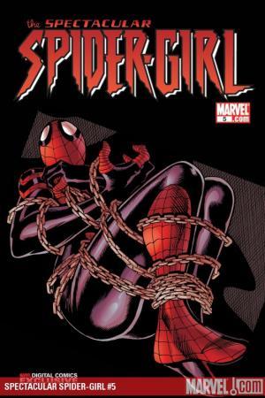 Spectacular Spider-Girl (2009) #5