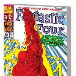Fantastic Four Visionaries: Walter Simonson Vol. 3