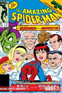 The Amazing Spider-Man (1963) #274