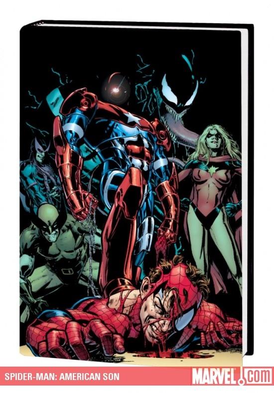 Spider-Man: American Son (Hardcover)