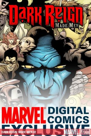 Dark Reign: Made Men - Spymaster #2