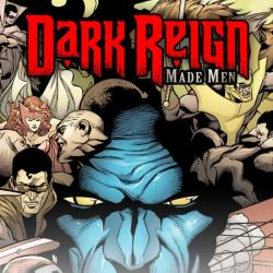 Dark Reign: Made Men - Spymaster