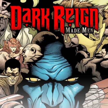 Dark Reign: Made Men - Spymaster (2009)