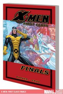 X-Men: First Class Finals (Graphic Novel)