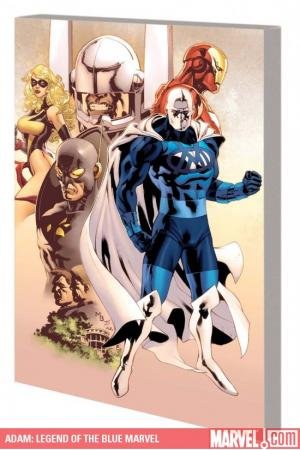 Adam: Legend of the Blue Marvel (2008)