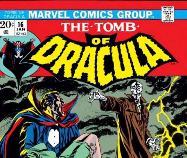 Tomb Of Dracula #16