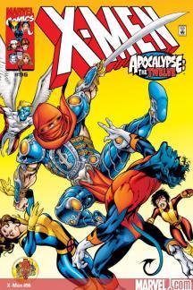 X-Men (1991) #96