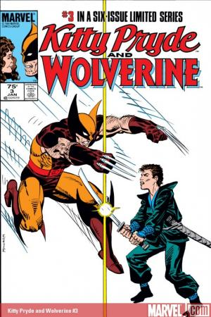 Kitty Pryde and Wolverine (1984) #3