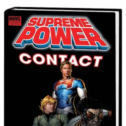 SUPREME POWER: CONTACT PREMIERE #0