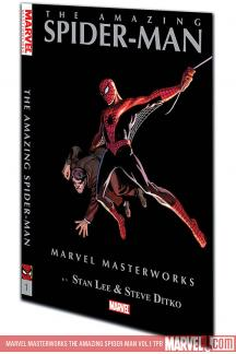 Marvel Masterworks: The Amazing Spider-Man Vol. 1 (Trade Paperback)
