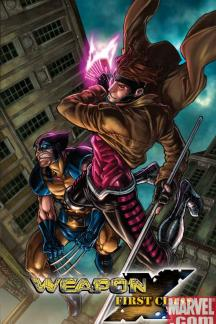 Weapon X: First Class (Gambit) #1