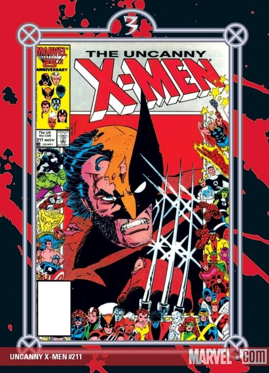 Uncanny X-Men (1963) #211