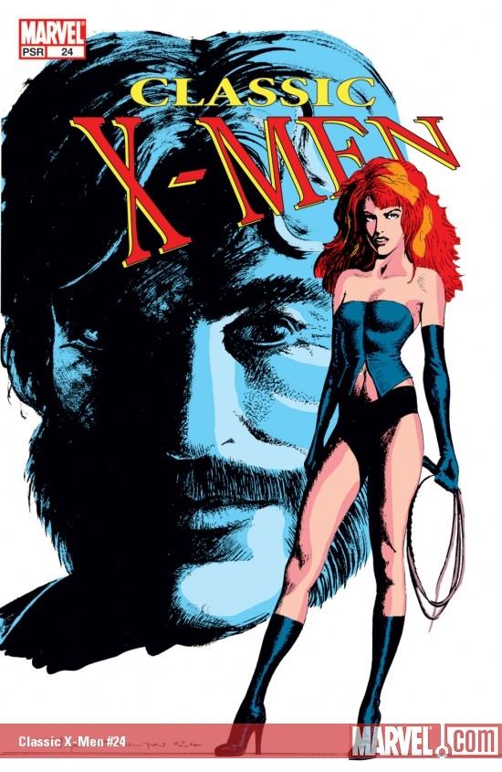 Classic X-Men (1986) #24