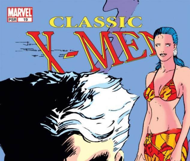 Classic X-Men #19