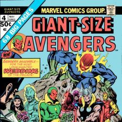 Giant-Size Avengers #4