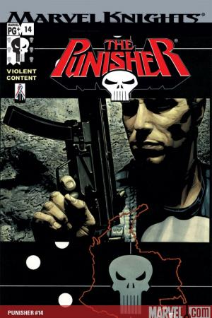 Punisher (2001) #14