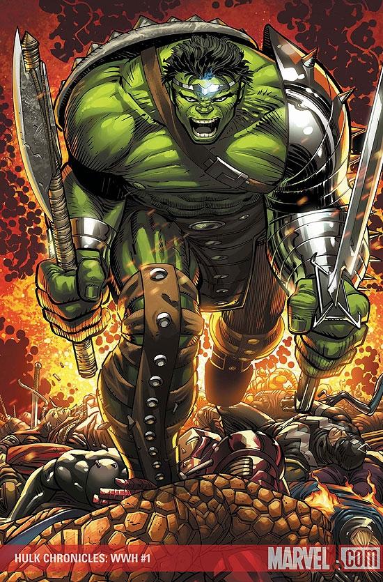 Hulk Chronicles: Wwh (2008) #1
