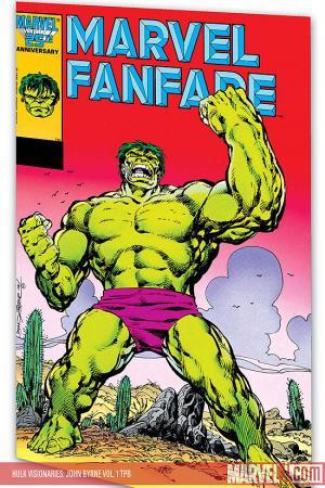 Hulk Visionaries: John Byrne Vol. 1 (Trade Paperback)