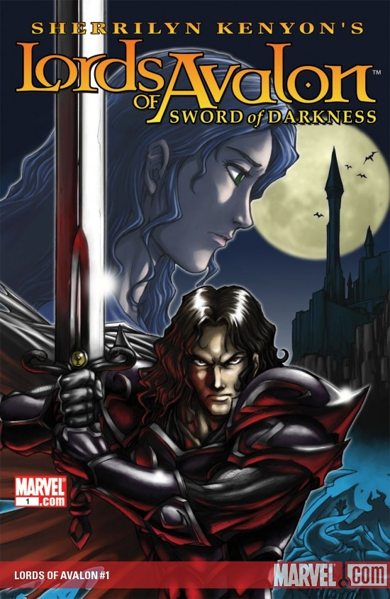 Lords of Avalon (2007) #1