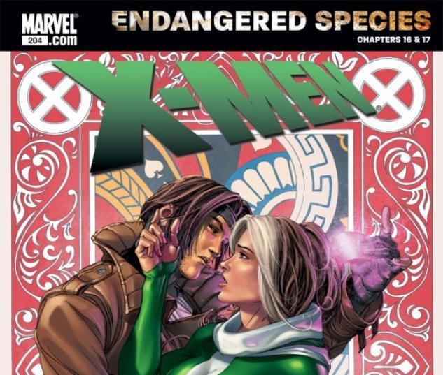 X-MEN: ENDANGERED SPECIES BACK-UP STORY #16