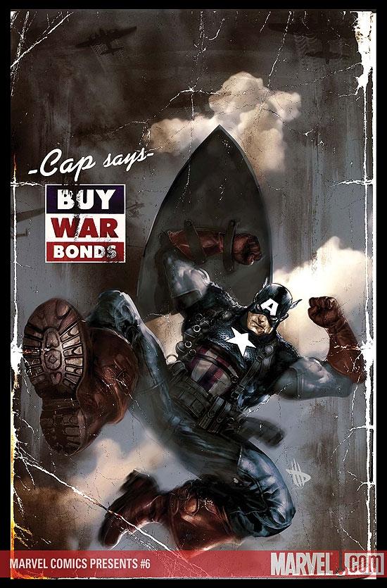 Marvel Comics Presents (2007) #6