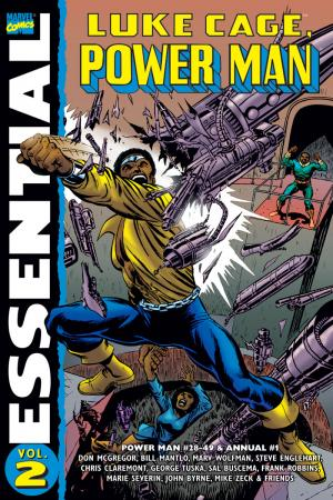 Essential Luke Cage Power Man Vol. 2 (Trade Paperback)