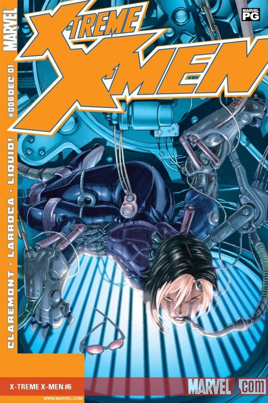 X-Treme X-Men (2001) #6