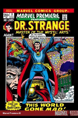 Marvel Premiere (1972) #3