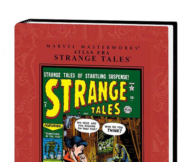 MARVEL MASTERWORKS: ATLAS ERA STRANGE TALES VOL. 1 #0
