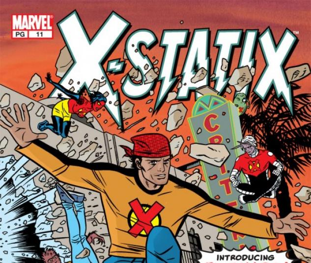 X-Statix (2002) #11