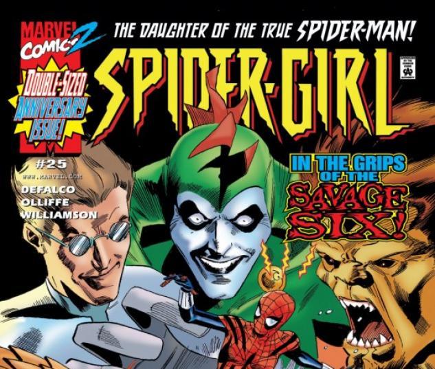 Spider-Girl (1998) #25