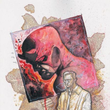 DAREDEVIL #16 COVER