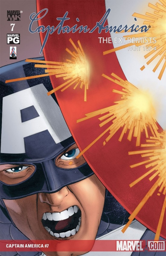 Captain America Vol. 2: The Extremists (Trade Paperback)