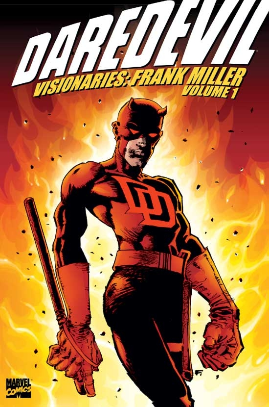 Daredevil Visionaries: Frank Miller Vol. I (Trade Paperback)