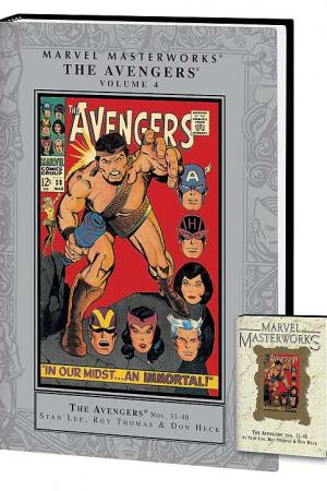 Marvel Masterworks: The Avengers Vol. (Hardcover)