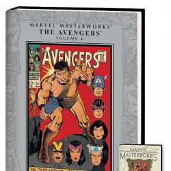 Marvel Masterworks: The Avengers Vol. (2004)