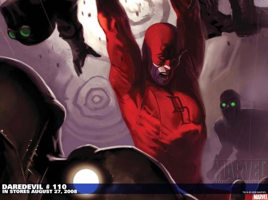 Daredevil (1964) #110 Wallpaper
