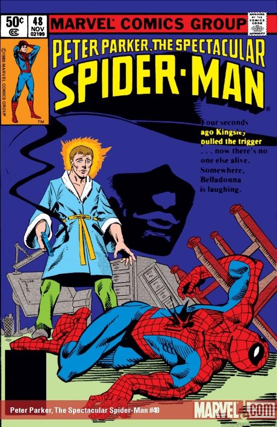 Peter Parker, the Spectacular Spider-Man (1976) #48