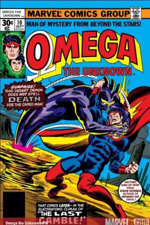 Omega: The Unknown #10