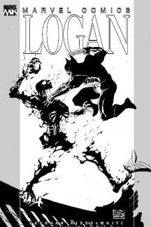Logan (2008) #3 (Black and White Variant)