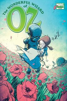 The Wonderful Wizard of Oz (2008) #3