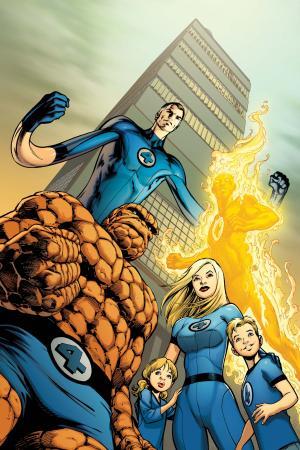Fantastic Four MGC #1