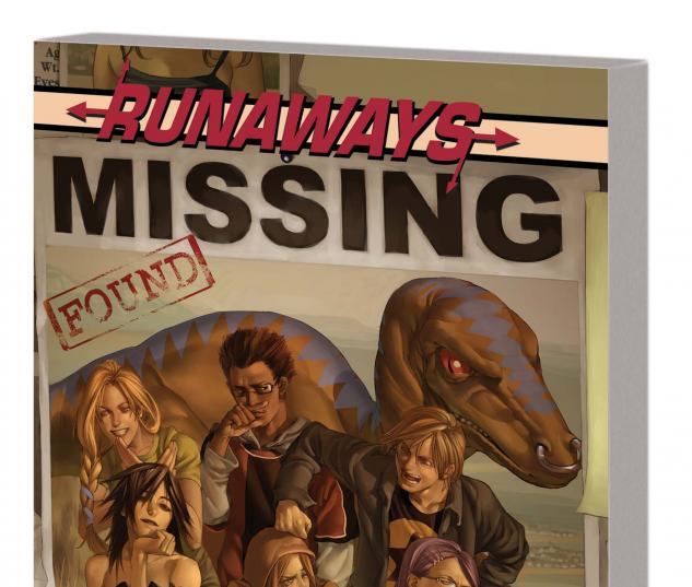 Runaways Vol. 3: The Good Die Young Digest (New Printing)