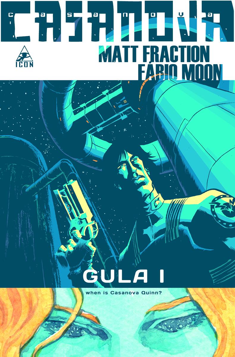 Casanova: Gula (2011) #1